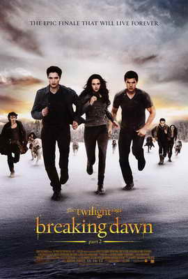 The Twilight Saga: Breaking Dawn - Part 2 - 27 x 40 Movie Poster - Style D