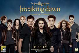 The Twilight Saga: Breaking Dawn - Part 2 - 11 x 17 Movie Poster - Style E