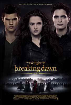 The Twilight Saga: Breaking Dawn - Part 2 - 27 x 40 Movie Poster - Style F