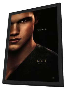 The Twilight Saga: Breaking Dawn - Part 2 - 27 x 40 Movie Poster - Style C - in Deluxe Wood Frame