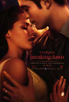 The Twilight Saga: Breaking Dawn - Part 2 - DS 1 Sheet Movie Poster - Style F