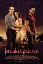 The Twilight Saga: Breaking Dawn - 11 x 17 Movie Poster - Style H