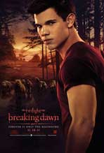The Twilight Saga: Breaking Dawn - 11 x 17 Movie Poster - Style I