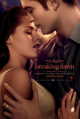 The Twilight Saga: Breaking Dawn - 11 x 17 Movie Poster - Style A