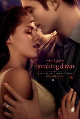 The Twilight Saga: Breaking Dawn - 27 x 40 Movie Poster - Style A