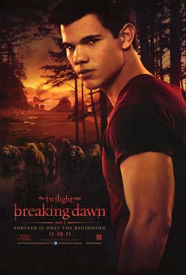 The Twilight Saga: Breaking Dawn - DS 1 Sheet Movie Poster - Style A