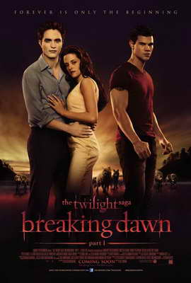 The Twilight Saga: Breaking Dawn - 27 x 40 Movie Poster - Style F