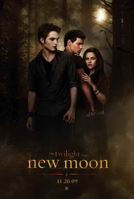 The Twilight Saga: New Moon - 27 x 40 Movie Poster - Style A