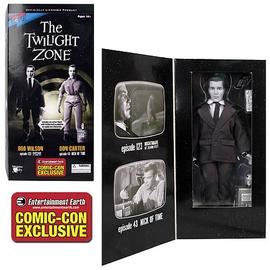 The Twilight Zone - Bob Wilson / Don Carter Figure Exclusive