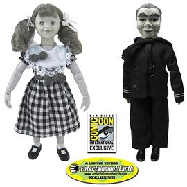 The Twilight Zone - The Talky Tina & Willie Figures SDCC Exclusive