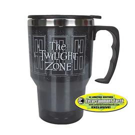 The Twilight Zone - EE Exclusive The Doorway 14 oz. Travel Mug