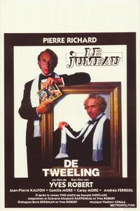 The Twin - 27 x 40 Movie Poster - Belgian Style A