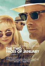 """The Two Faces of January"" Movie Poster"