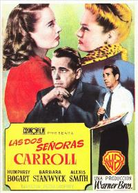 The Two Mrs. Carrolls - 11 x 17 Movie Poster - Spanish Style A