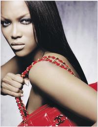The Tyra Banks Show - 8 x 10 Color Photo #16