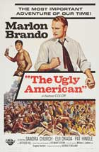 The Ugly American - 27 x 40 Movie Poster - Style B
