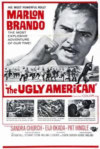 The Ugly American - 11 x 17 Movie Poster - Style A