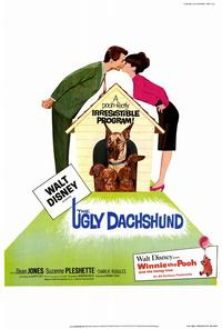 The Ugly Dachshund - 27 x 40 Movie Poster - Style A