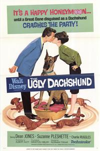 The Ugly Dachshund - 11 x 17 Movie Poster - Style B
