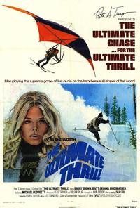 The Ultimate Thrill - 27 x 40 Movie Poster - Style A