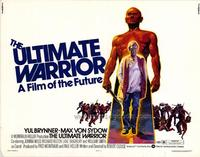The Ultimate Warrior - 22 x 28 Movie Poster - Half Sheet Style A
