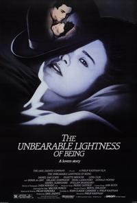 The Unbearable Lightness of Being - 27 x 40 Movie Poster - Style A