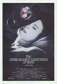 The Unbearable Lightness of Being - Movie Poster - 26 x 38 - Style A