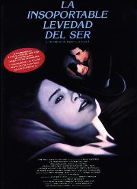 The Unbearable Lightness of Being - 11 x 17 Movie Poster - Spanish Style A