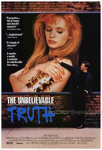 The Unbelievable Truth - 11 x 17 Movie Poster - Style A