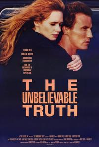 The Unbelievable Truth - 27 x 40 Movie Poster - Style B