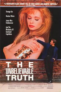 The Unbelievable Truth - 27 x 40 Movie Poster - Style A