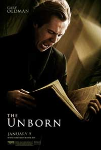 The Unborn - 11 x 17 Movie Poster - Style D
