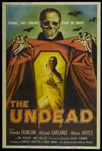The Undead - 27 x 40 Movie Poster