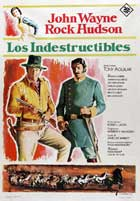 The Undefeated - 27 x 40 Movie Poster - Spanish Style C