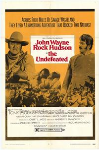 The Undefeated - 27 x 40 Movie Poster - Style A