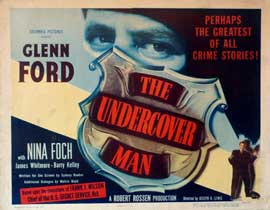The Undercover Man - 22 x 28 Movie Poster - Style A
