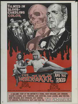 The Undertaker and His Pals - 27 x 40 Movie Poster - Style A
