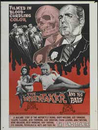 The Undertaker and His Pals - 43 x 62 Movie Poster - Bus Shelter Style A