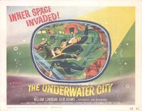 The Underwater City - 11 x 14 Movie Poster - Style A