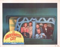 The Underwater City - 11 x 14 Movie Poster - Style C