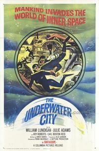 The Underwater City - 27 x 40 Movie Poster - Style A