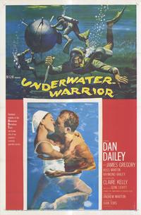 The Underwater Warrior - 11 x 17 Movie Poster - Style B