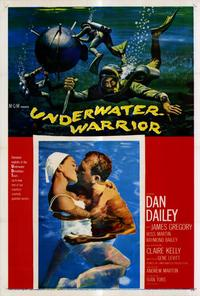 The Underwater Warrior - 27 x 40 Movie Poster - Style A