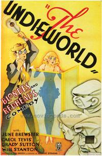 The Undieworld - 27 x 40 Movie Poster - Style A