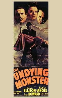 The Undying Monster - 11 x 17 Movie Poster - Style A