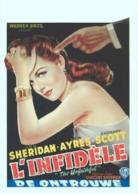 The Unfaithful - 14 x 22 Movie Poster - Belgian Style A