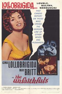 The Unfaithfuls - 27 x 40 Movie Poster - Style A