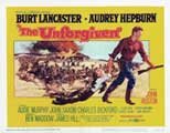The Unforgiven - 22 x 28 Movie Poster - Half Sheet Style A