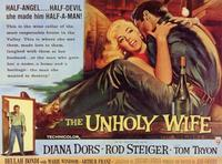 Unholy Wife, The - 11 x 14 Movie Poster - Style A