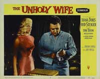 Unholy Wife, The - 11 x 14 Movie Poster - Style B